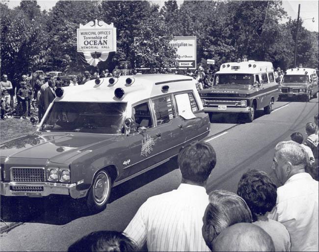 1970 Memorial Day Parade